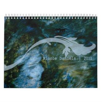 Nicole Daniels   2011 Calendar