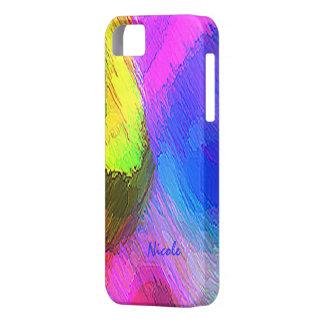 Nicole iphone 5 case