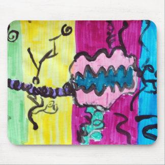 Nicole Lackenbacher Mouse Pad