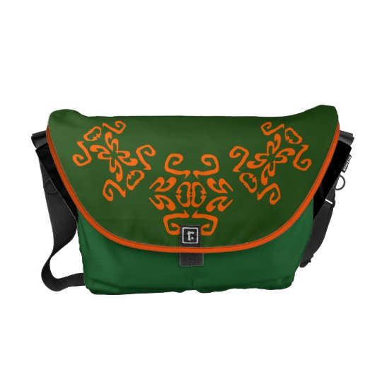 Nicole Lime Green Classy Commuter Bag