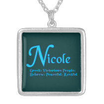 Nicole Necklace