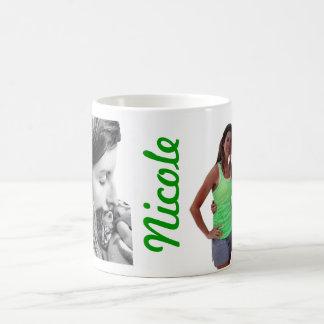 Nicole Personalized Mug