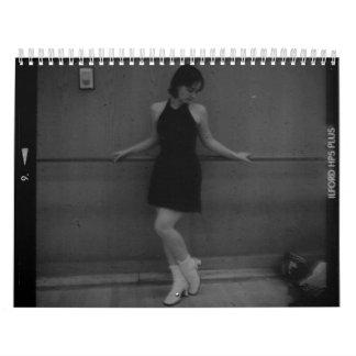 Nicole's 2007 project calendar