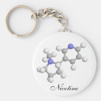 Nicotina Llavero Personalizado