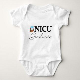 NICU Graduate Baby Boy T-shirt