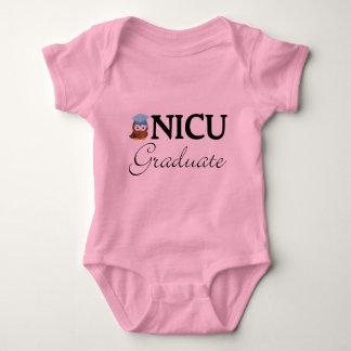 NICU Graduate Boy Baby Bodysuit