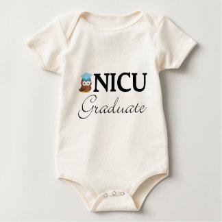 NICU Graduate Boy Romper
