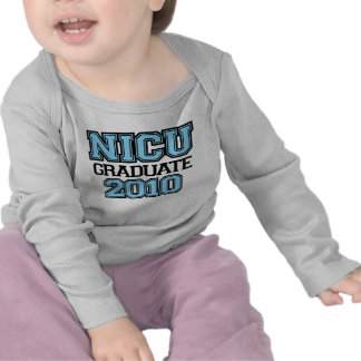 NICU Graduate Boy T-shirt