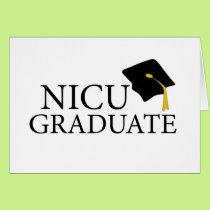 NICU Graduate Card