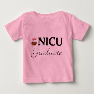 NICU Graduate Girl Infant T-shirt