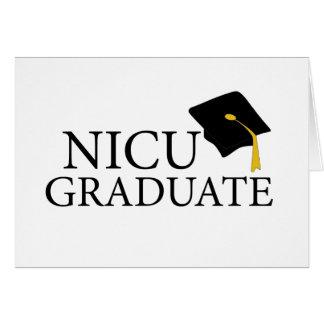 NICU Graduate Greeting Cards