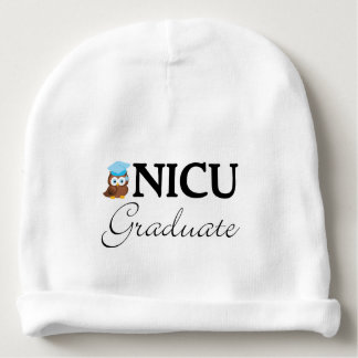 NICU Graduate Infant Beanie hat Baby Beanie