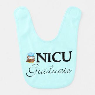 NICU Graduate New Baby Boy Bib