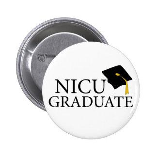 NICU Graduate Pinback Button