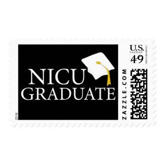 NICU Graduate Postage Stamp