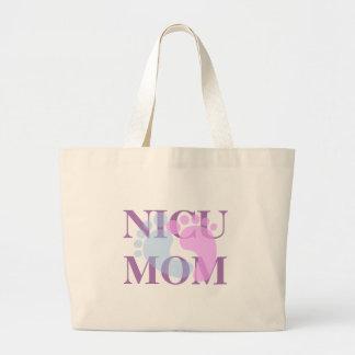 NICU MOM JUMBO TOTE BAG