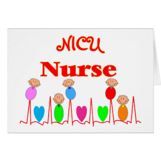 NICU Nurse--Adorable Baby Graphics Card