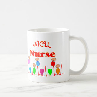 NICU Nurse--Adorable Baby Graphics Coffee Mug