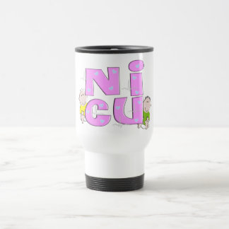 NICU Nurse Adorable Travel Mug