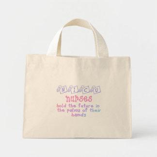 NICU Nurse Mini Tote Bag
