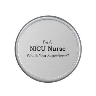 NICU Nurse Bluetooth Speaker