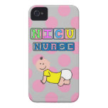 """NICU Nurse """"Crawling Baby"""" iPhone 4 Case-Mate Case"""