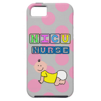 "NICU Nurse ""Crawling Baby"" iPhone SE/5/5s Case"