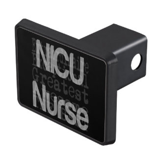NICU Nurse Extraordinaire Tow Hitch Cover