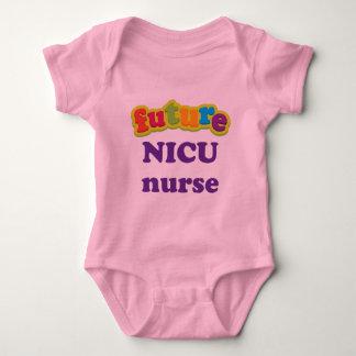 Nicu Nurse (Future) Infant Baby T-Shirt