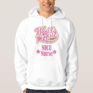 NICU Nurse Gift (Worlds Best) Hoodie