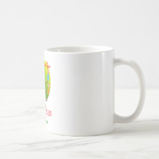 NICU Nurse Gifts, Adorable babies in a tree Coffee Mug