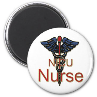 NICU Nurse Fridge Magnet