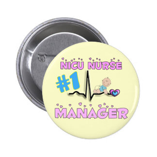 NICU Nurse Manager Gifts Button