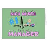 NICU Nurse Manager Gifts Card