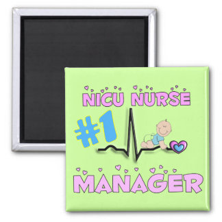 NICU Nurse Manager Gifts Magnet