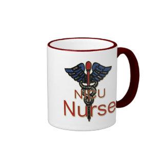 NICU Nurse Ringer Mug