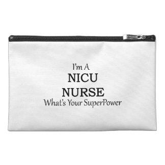 NICU NURSE TRAVEL ACCESSORY BAGS
