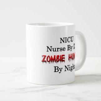 NICU Nurse/Zombie Hunter Giant Coffee Mug