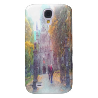 Nidaros photo paint galaxy s4 cover