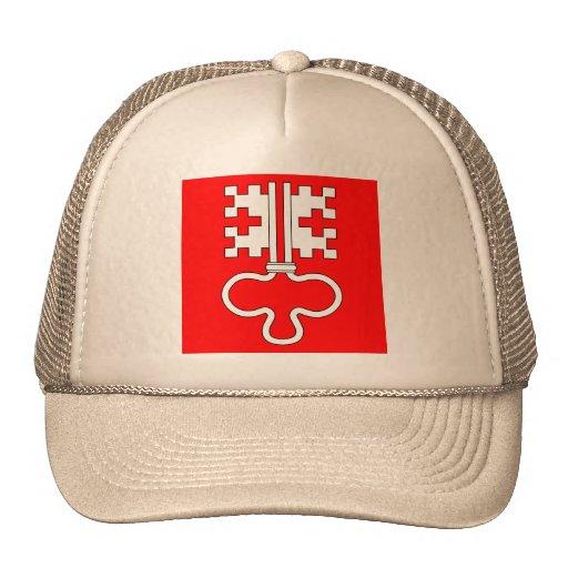 Nidwalden, Switzerland Trucker Hat
