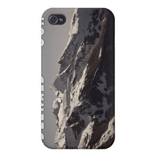 Niebla de Grindelwald iPhone 4 Cobertura
