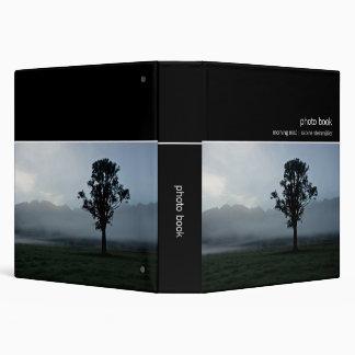 Niebla de la mañana · Libro de la foto