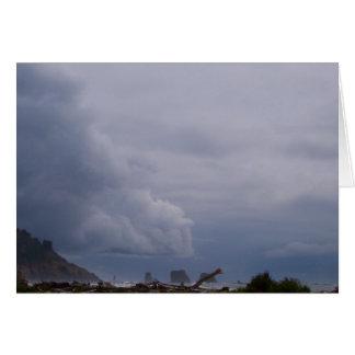 Niebla de LaPush Tarjeta De Felicitación