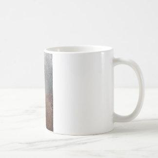 Niebla de los inviernos - ningún extremo en vista  taza de café