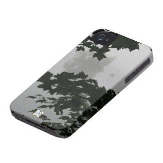 Niebla de Muskoka iPhone 4 Protectores