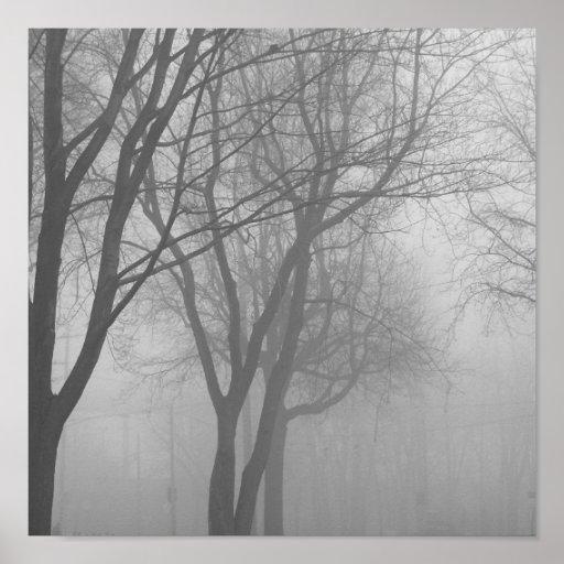 Niebla de Ohio Impresiones