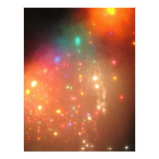 """Niebla del navidad folleto 8.5"""" x 11"""""""