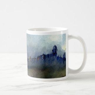 Niebla en la taza de Tyne