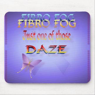Niebla fibro Mousepad