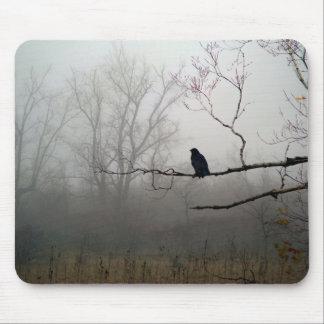 Niebla gruesa tapete de ratones